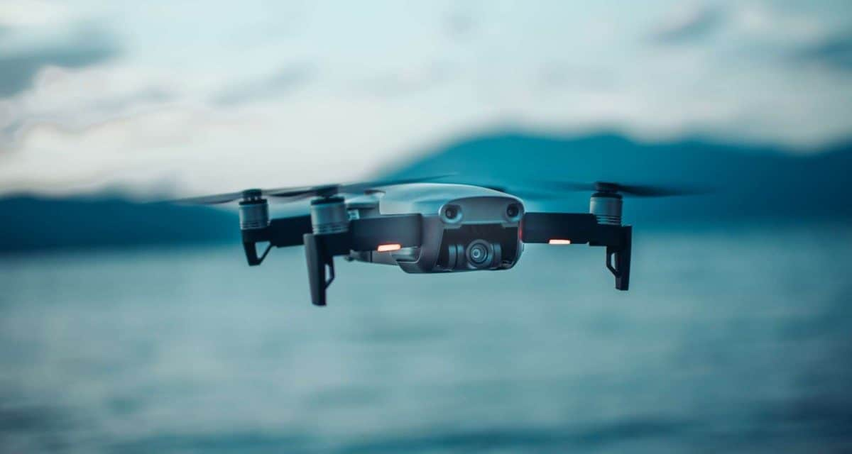 Comments: The Use of Drones in Photography